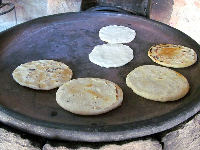 how to use a comal Kitchen Appliance HQ tortillas warming on a large cast iron comal