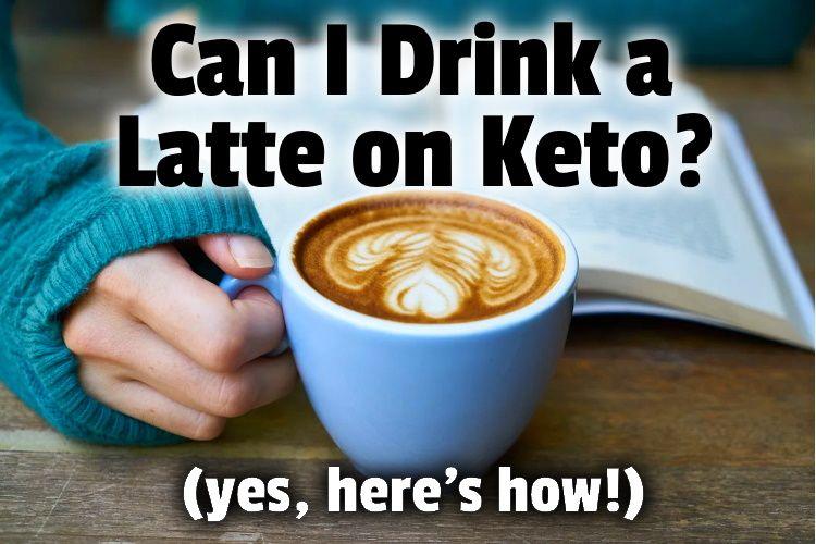 foamed milk part of ketogenic diet